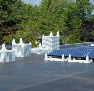 Fast Installation of Solar Racking