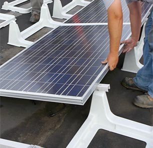Full Technical Support for Solar Mounting